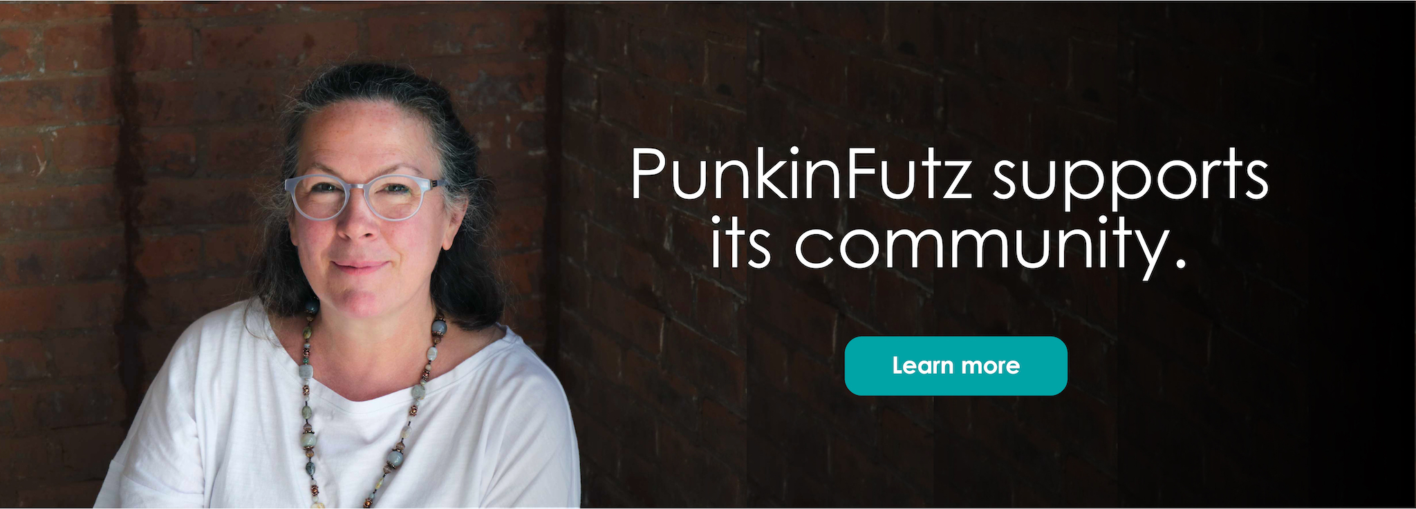 PunkinFutz Supports its community.