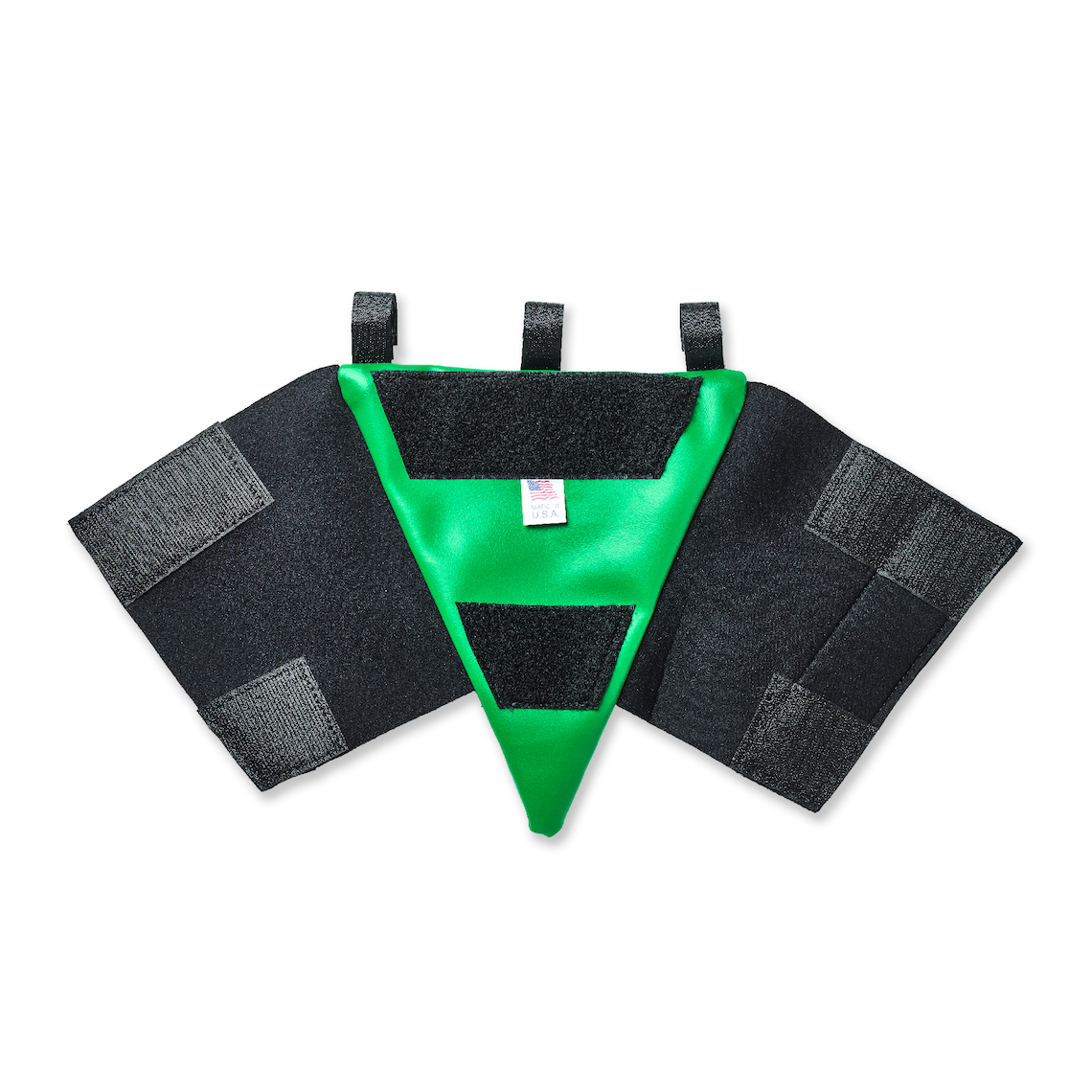 Green Back of PunkinPie