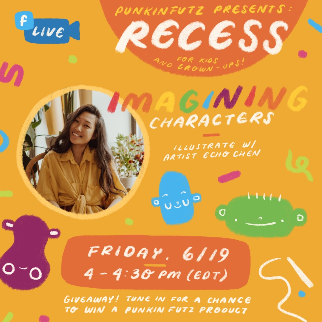 Friday Recess with Echo Chen