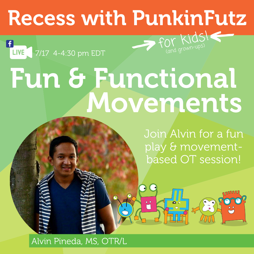 Friday Recess with Alvin Pineda