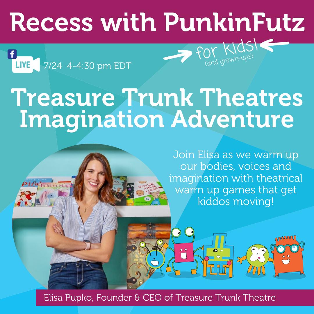 Friday Recess with Elisa Pupko