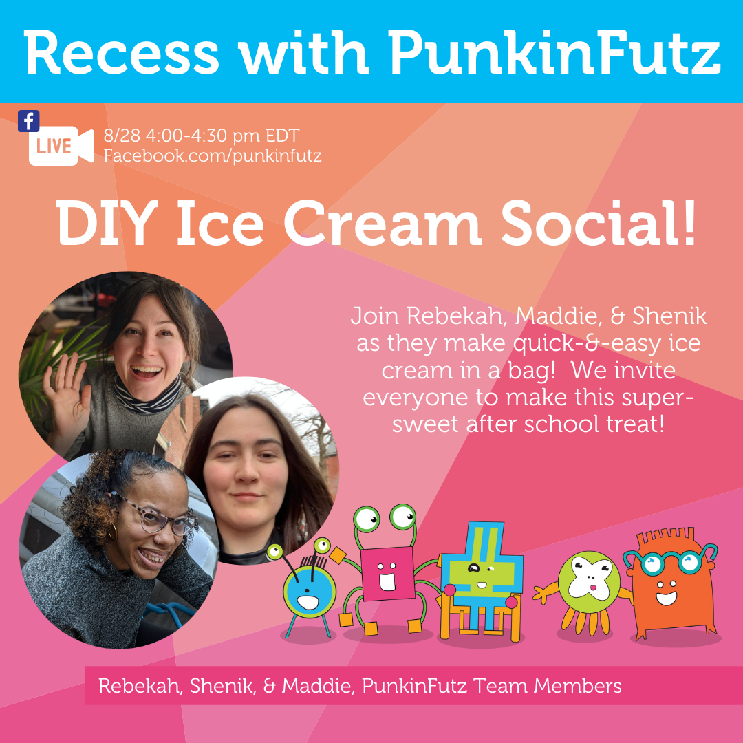Friday Recess with the PunkinFutz Gang