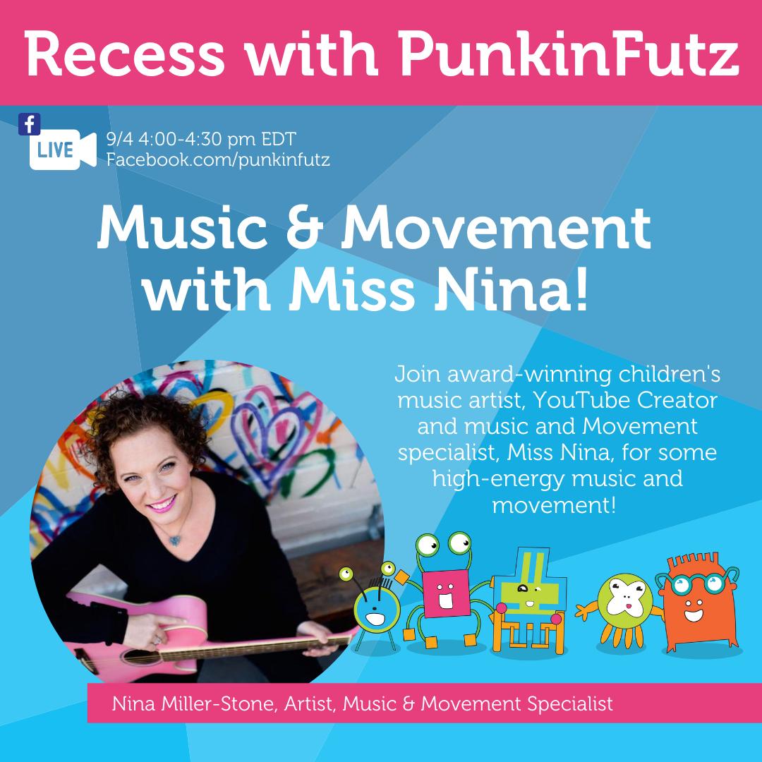 Friday Recess with Nina Stone