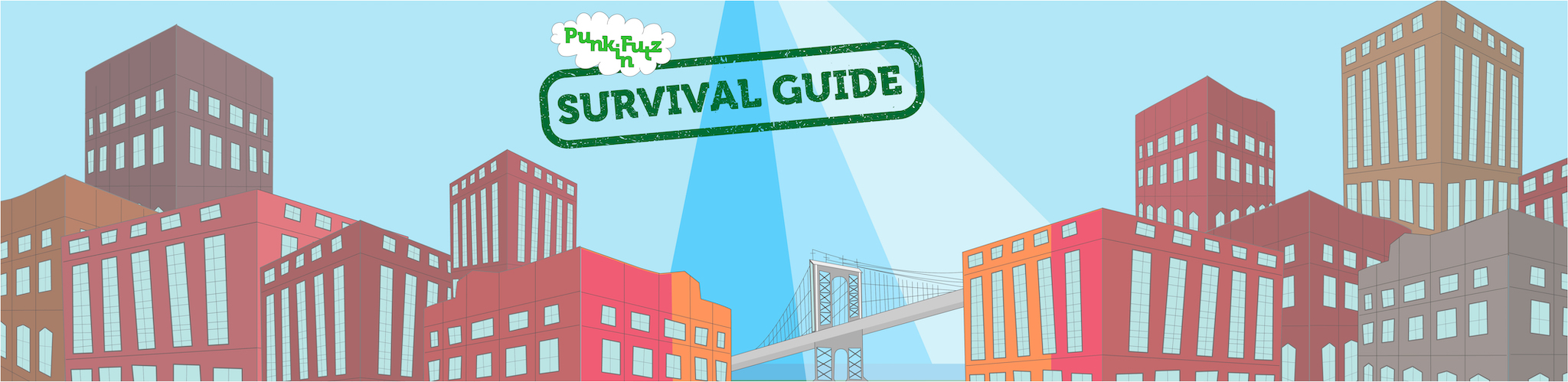 Survival guide sign up