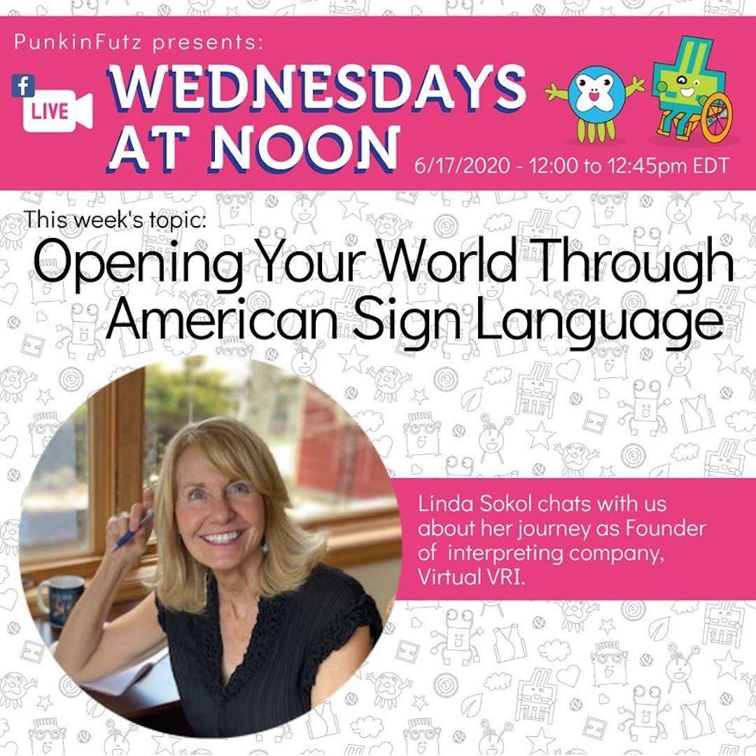 Wednesdays Live with Linda Sokol