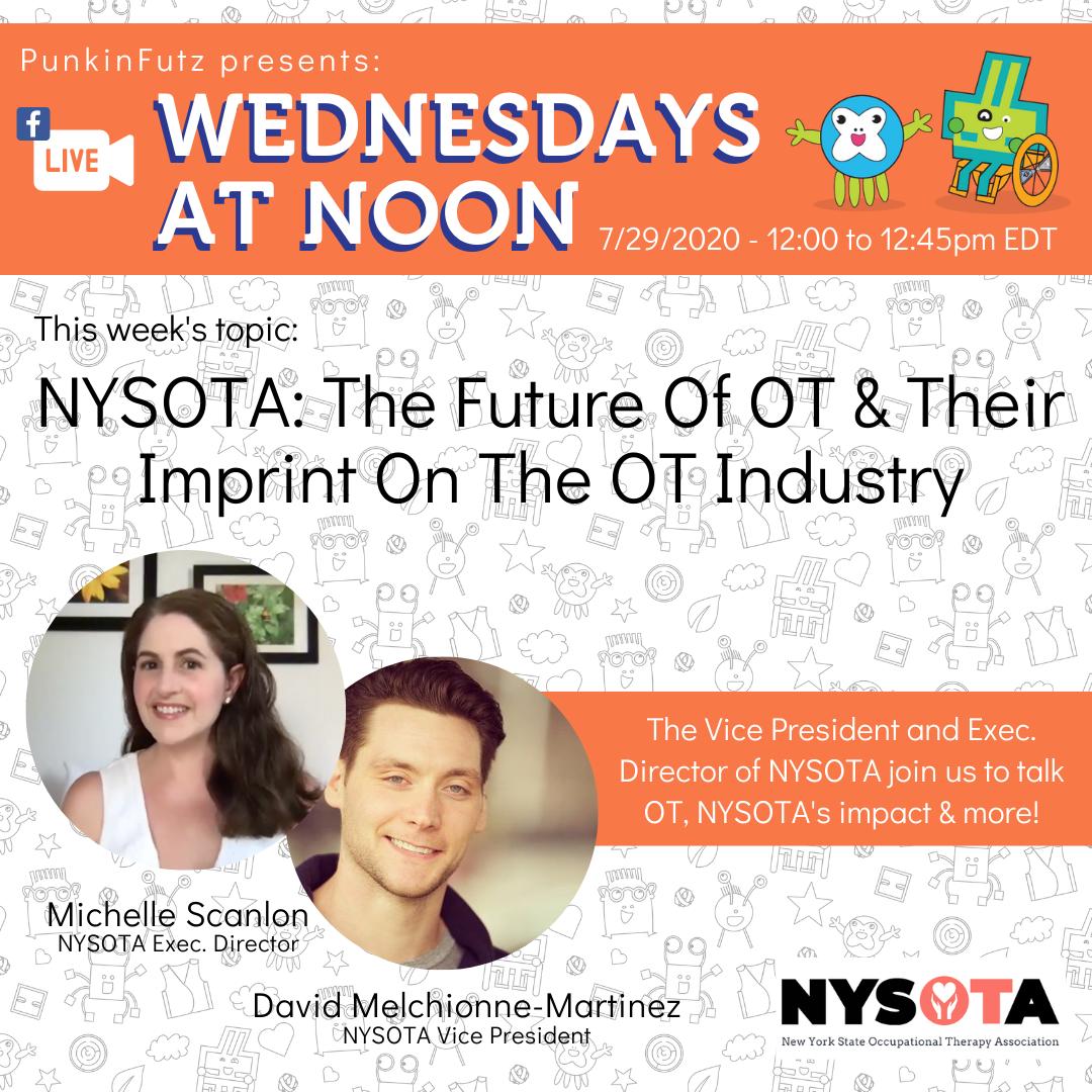 Wednesdays Live with NYSOTA