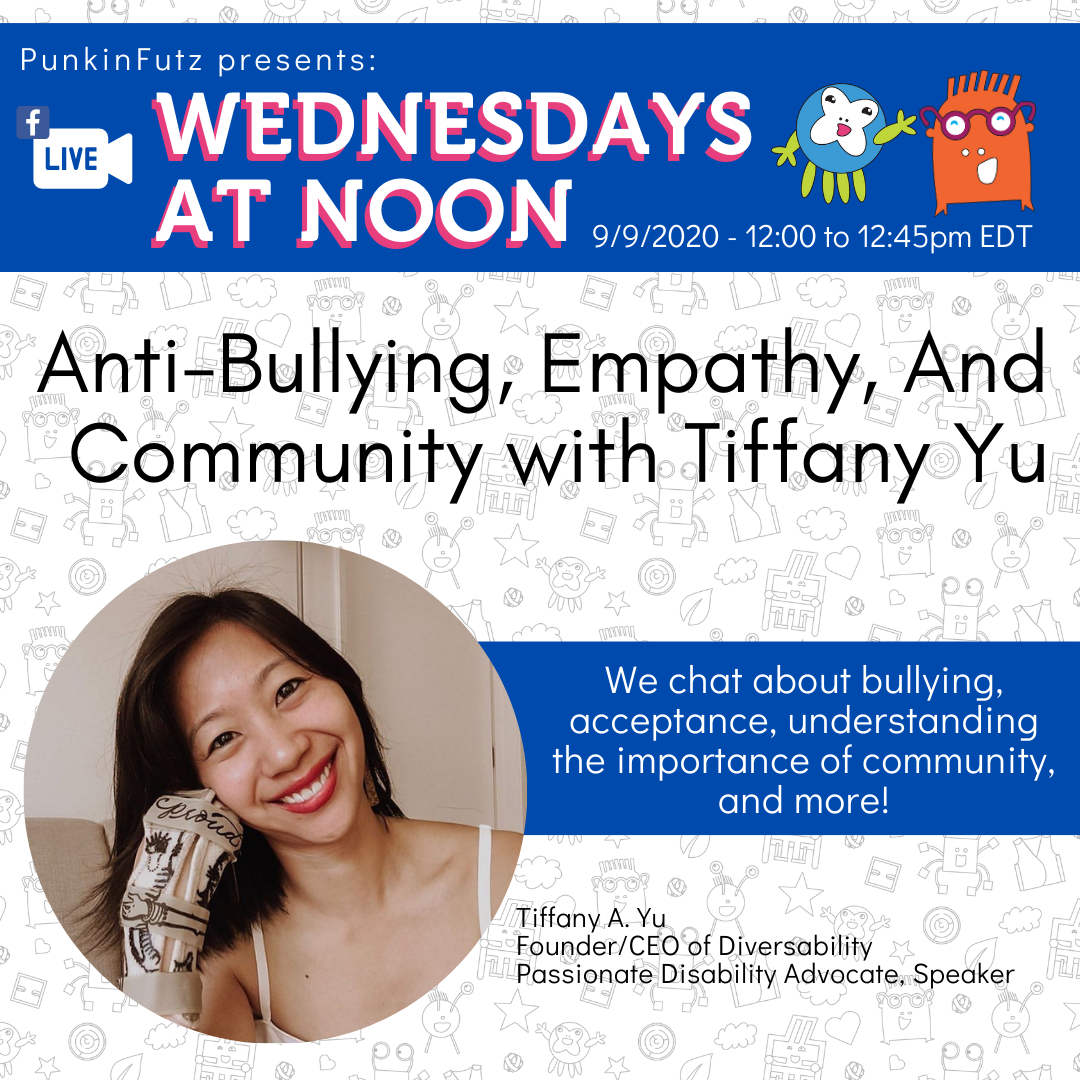 Wednesdays at Noon with Tiffany Yu